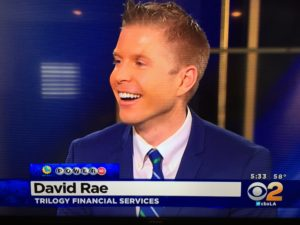 David Rae Los Angeles Financial Planner Personal Defined Benefit Plan Expert