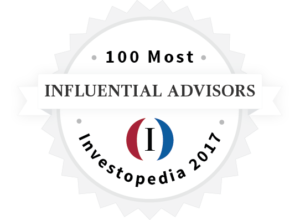 Investopedia Most Influential Financial Advisors 2017