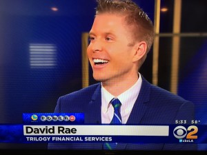 David Rae on the CBS News