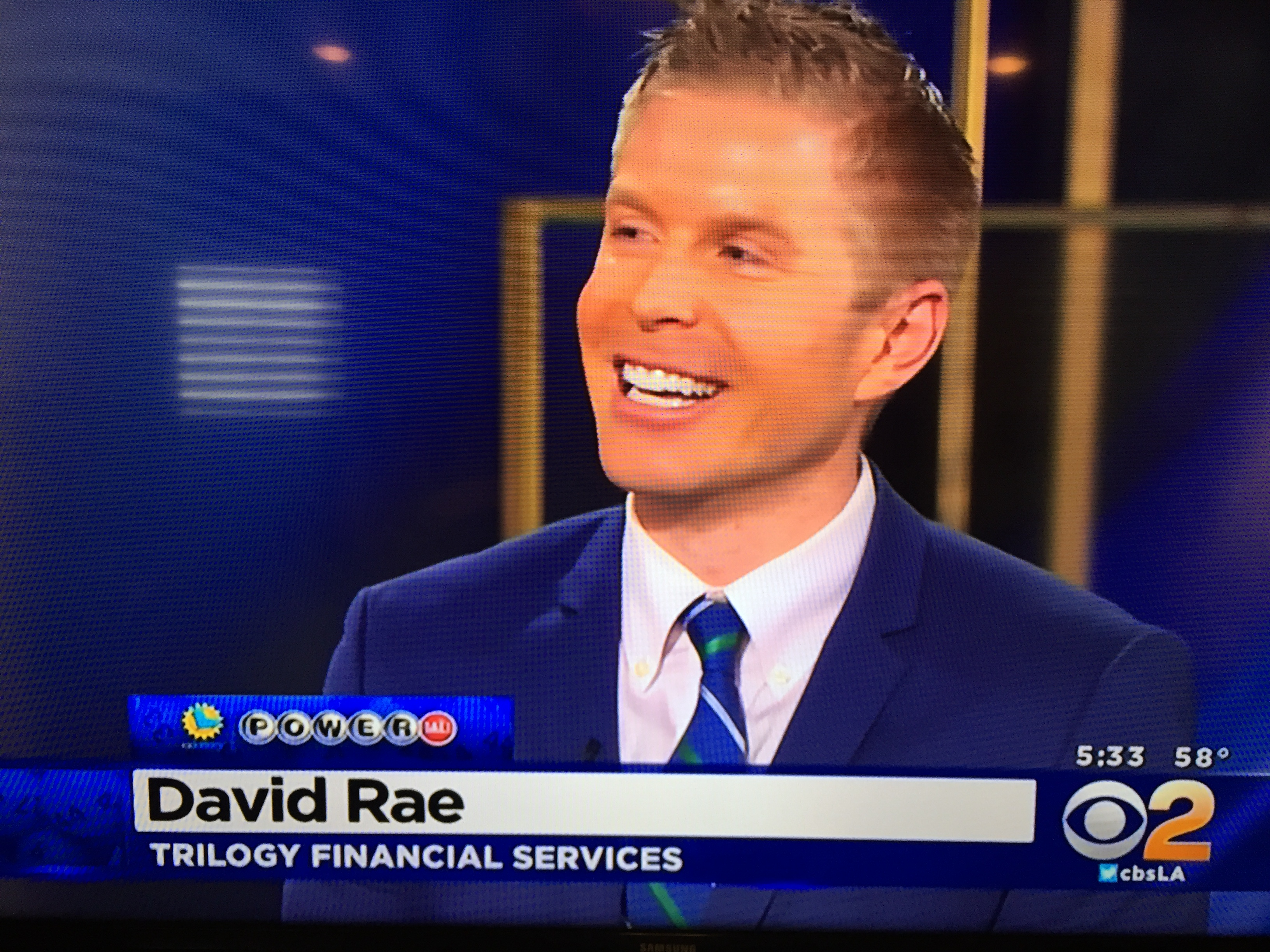 Fiduciary Financial Planner LA David Rae