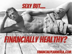 Financial Health Matters Sexy