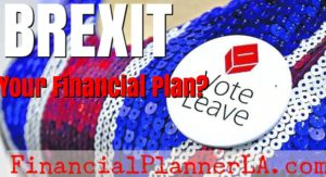 Brexit and your Financial Plan David Rae