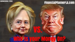 Trump versus Clinton for the average American