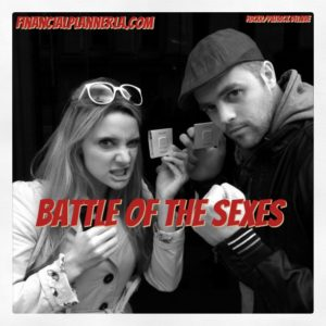 Battle of the Sexes over money