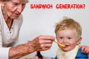 Sandwich Generation David Rae