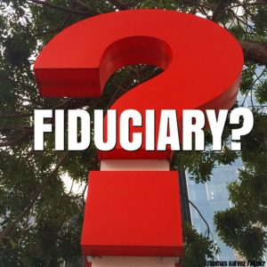 Fiduciary Financial Advice Los Angeles
