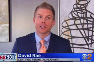 Financial Expert David Rae Los Angeles