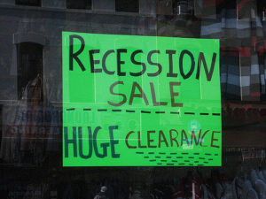 Trump is in charge Next recession coming