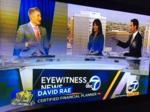 Tax Day Tips from Financial Planner LA David Rae