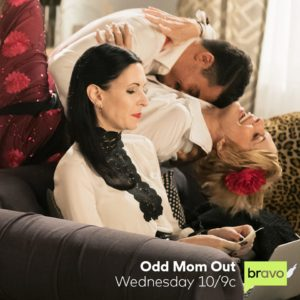 Odd Mom Out Joanna Cassidy