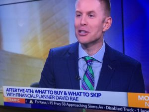 Smart Summer Spending KTLA News with David Rae