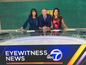 Financial Planner David Rae on ABC 7 News with Coleen Sullivan and Ellen Leyva