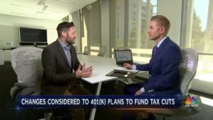 GOP 401(K) Tax Deduction Financial Planner LA David Rae