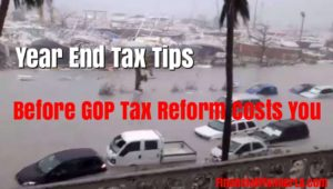 How to lower your tax bill tax reform