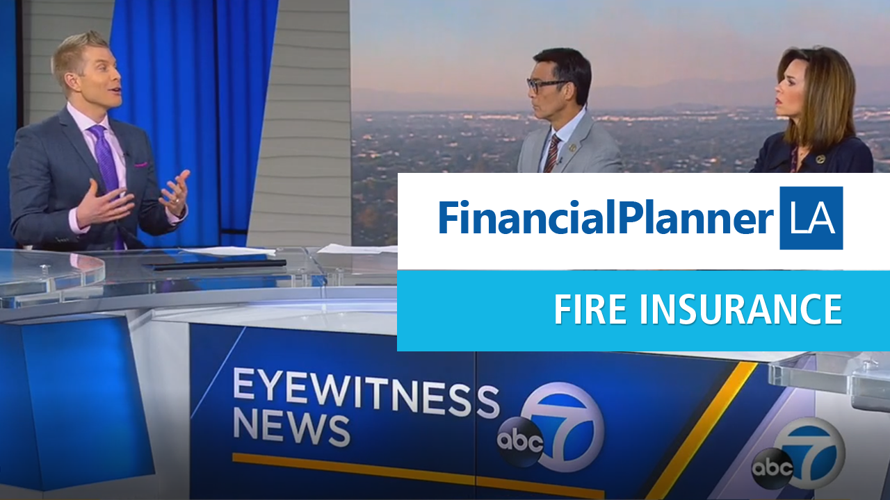 Smart Ways To Protect Your Finances From Fires Video ABC 7 News