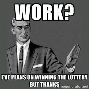 Powerball Winning Numbers Blessing or Curse? + Video -