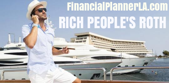 Rich People Roth For Those With Too Much Income