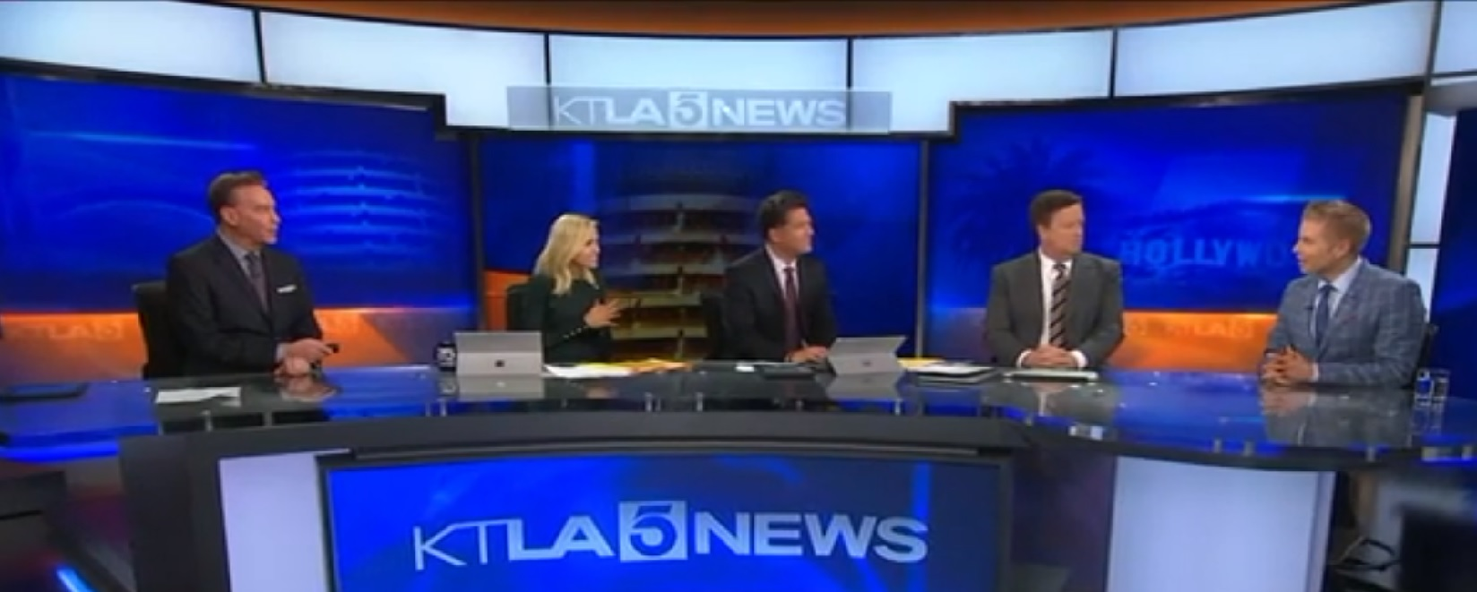 How Bad will the Tax Reform Screw Californians? KTLA News Video