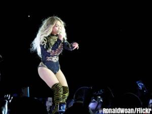 Beyonce Coachella Photo: RonaldWoan Flickr