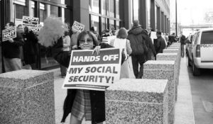 Hand Off My Social Security Changes Photo: JoselitoTagarao Flickr