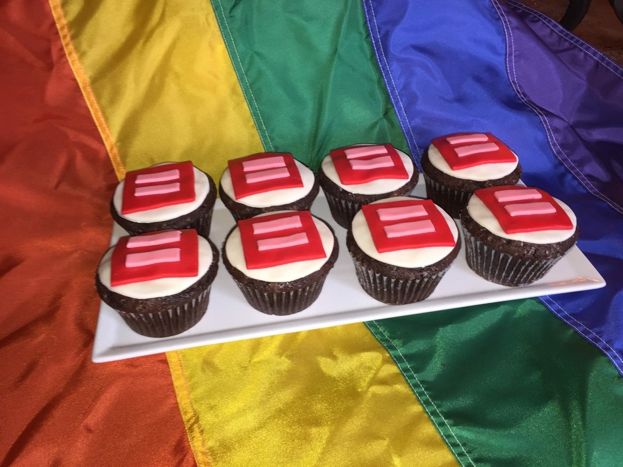 Gay Cupcakes LGBT Retire Well Gay Financial Planning